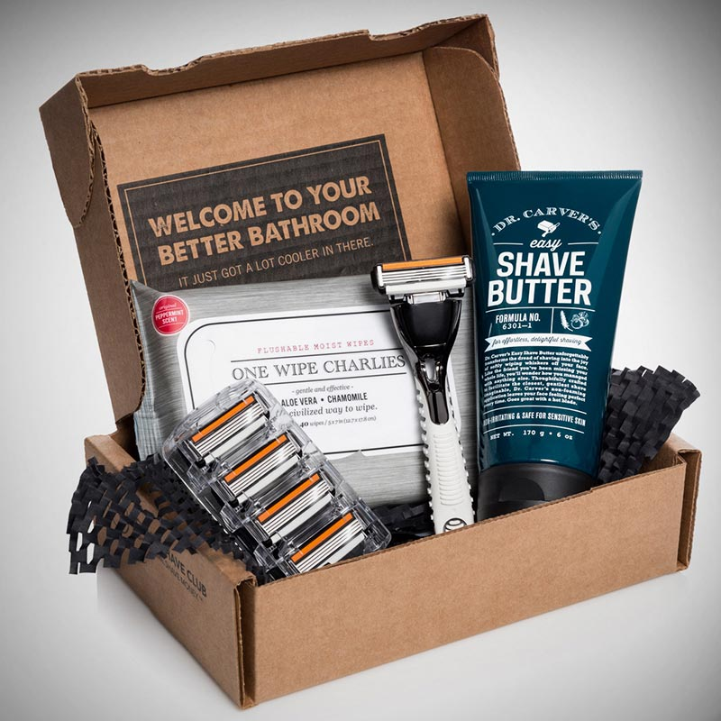 Dollar Shave Club marketing success