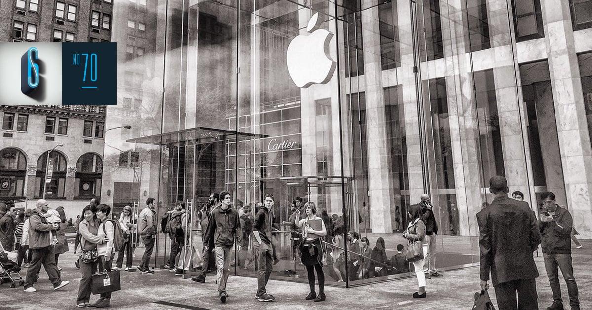 New York City Apple Store