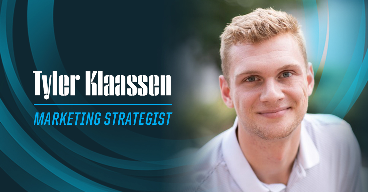 Tyler Marketing Strategist