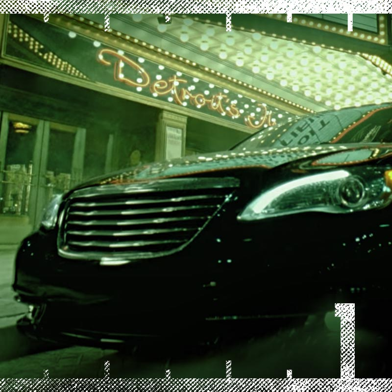 Chrysler Imported from Detroit Super Bowl Commercial