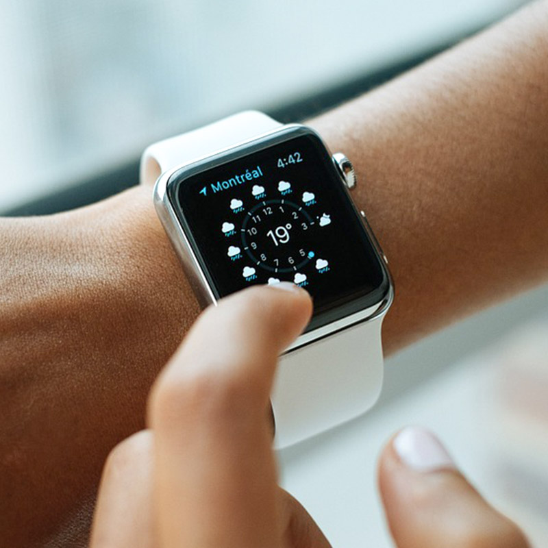 Mobile App Development for Smart Watch