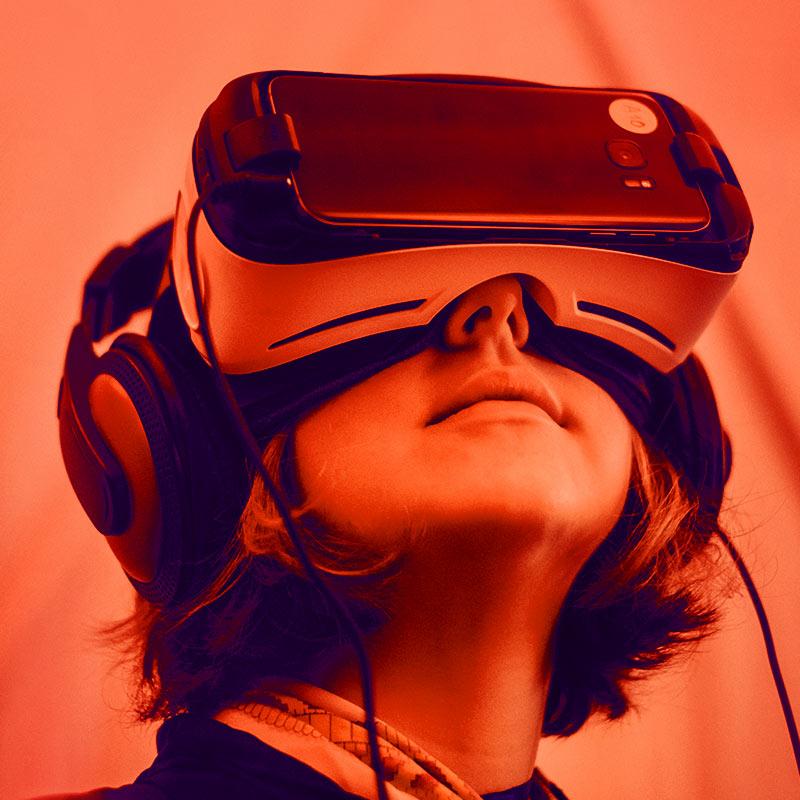 Digital Virtual Reality