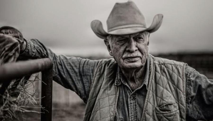 "Farmer in ""God Made a Farmer"" Super Bowl TV Spot"