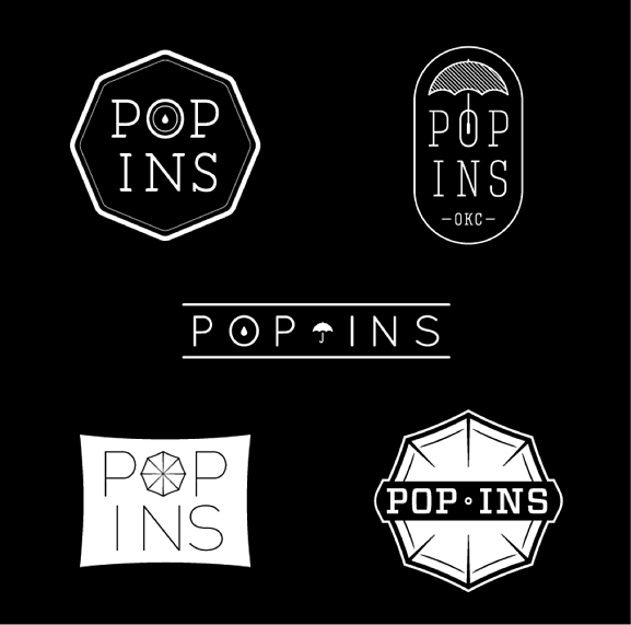 Options for Popins Umbrellas