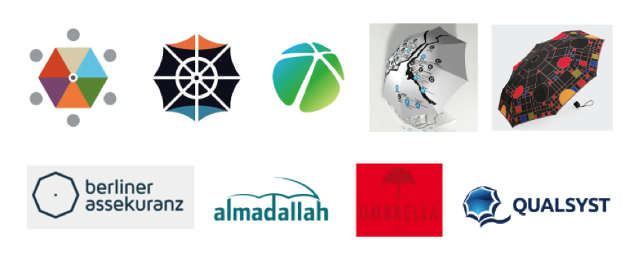Umbrella-Logo-Designs