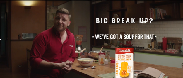 Campbell Soup Breakup