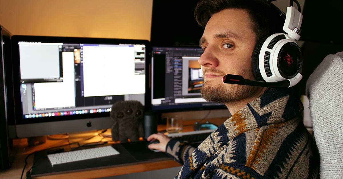 Remote working online