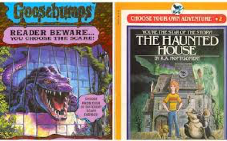 Goosebumps covers