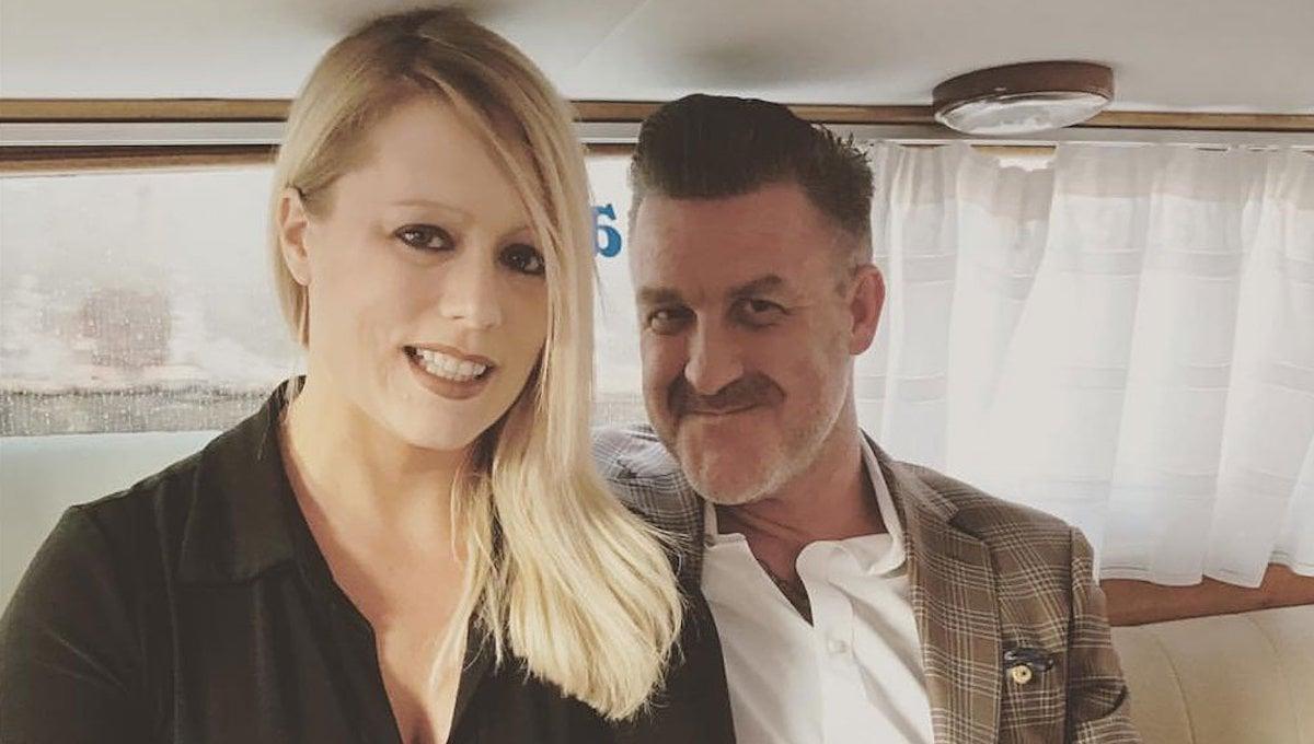Renée Harriman employee spotlight traveling with husband