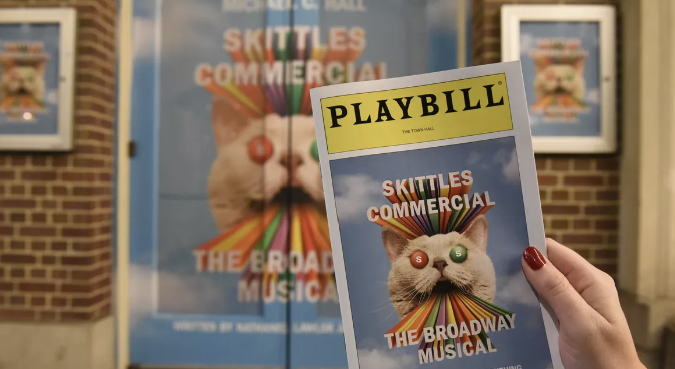 Skittle's The Broadway Musical Campaign