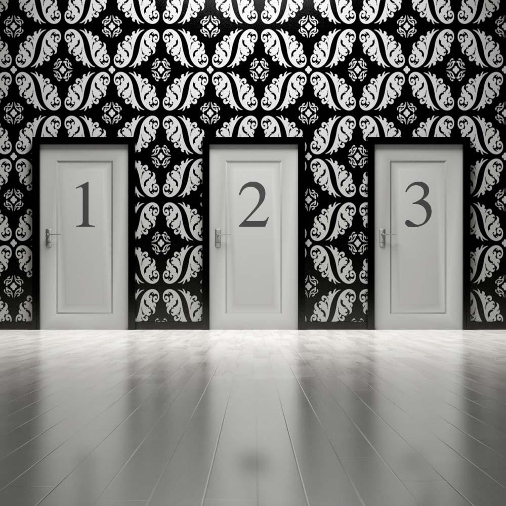 3 Doors for Customers