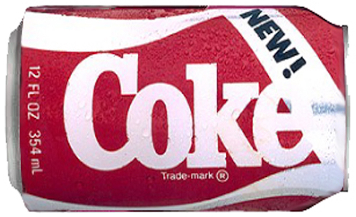 image of new coke